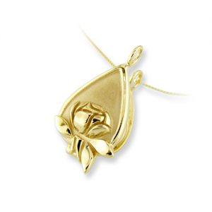 Memorial Tear® 10K Gold Locket
