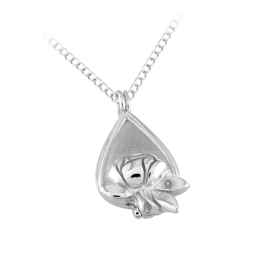 Memorial Tear® Sterling Silver Locket