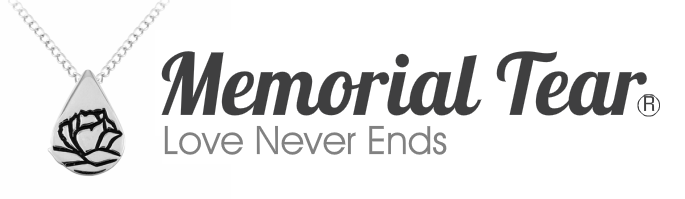 Memorial Tear | Memorial Jewelry & Sympathy Gifts
